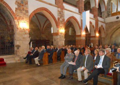 Uroczystość wręczenia nagród w Archikolegiacie w Tumie, fot. prof. Stanisław Rakusa-Suszczewski
