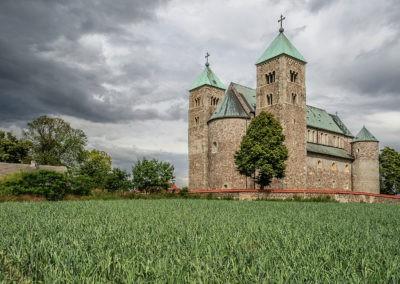 Romańska Archikolegiata w Tumie pod Łęczycą, fot. Sławomir Milejski, Wikipedia